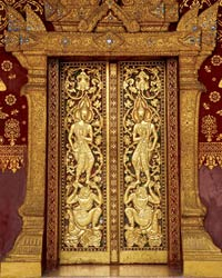 Laos Food Journey: Gold Door