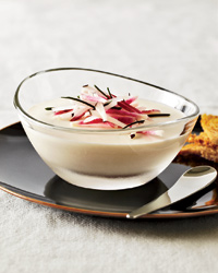Top Chef Ludo Lefebvre on his favorite dish: savory fromage blanc custards