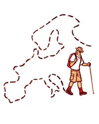 Slow Travel: Country Walkers walking tours.