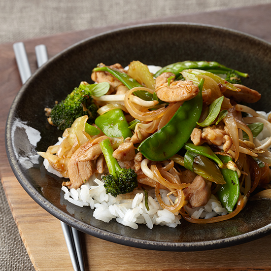 Terrific Stir-Fries