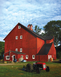 Stony Creek Farm in Walton, New York