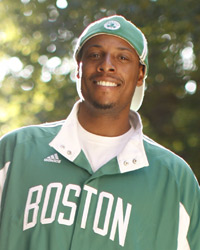 Paul Pierce, NBA star, Boston Celtics