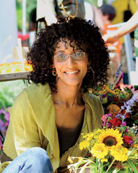 Tracee Ellis Ross and carla hall