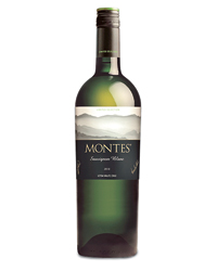 Bottlings After the Earthquake in Chile: 2010 Montes Leyda Valley Limited Selection Sauvignon Blanc