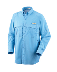 Columbia Sportswear Fishing Shirt