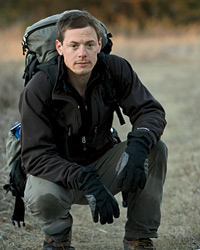 Wild food travel: Steven Rinella