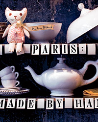 Paris: Made By Hand, an adorable shopping guide.