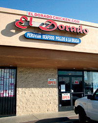 El Dorado in Los Angeles.
