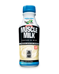 Top Chef Tre Wilcox's Top 10: Muscle Milk