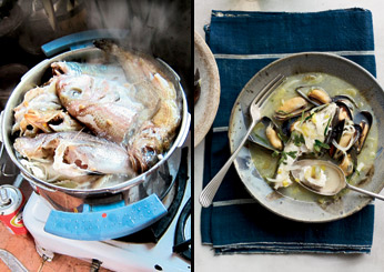 Scary Way to Real Way: Greek Fish Stew