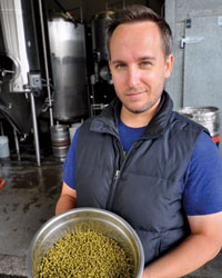 American Craft Beer: Damian Fagan of San Francisco's Almanac Beer Co.