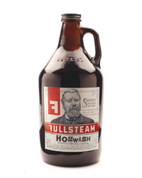 American Craft Beer: Fullsteam brewery's Hogwash porter.