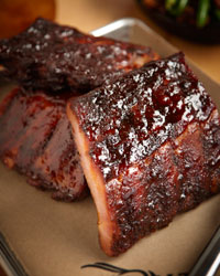 Best Barbecue Restaurants: Lillie's Q in Chicago