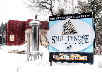 New Hampshire: Smuttnynose Brewing Company