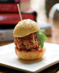 Josh Charles's NYC Top 10: The Little Owl Sliders