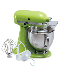 Chef Kitchen Tips: KitchenAid Stand mixer
