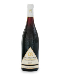 Châteauneuf is one pro's answer to Pinot Noir overload.