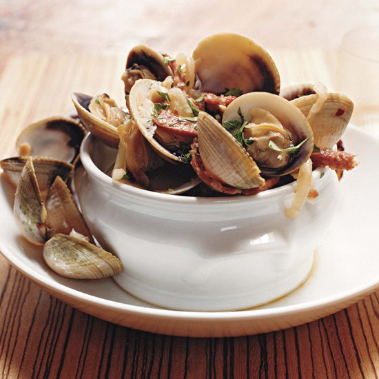 Quick Shellfish Dishes