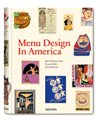Food Artists: Menu Design in America