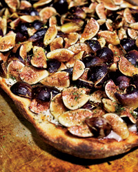 Todd Selby: Fig Tart