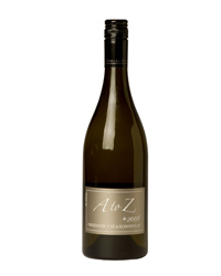 2006 A to Z Wineworks Oregon Chardonnay