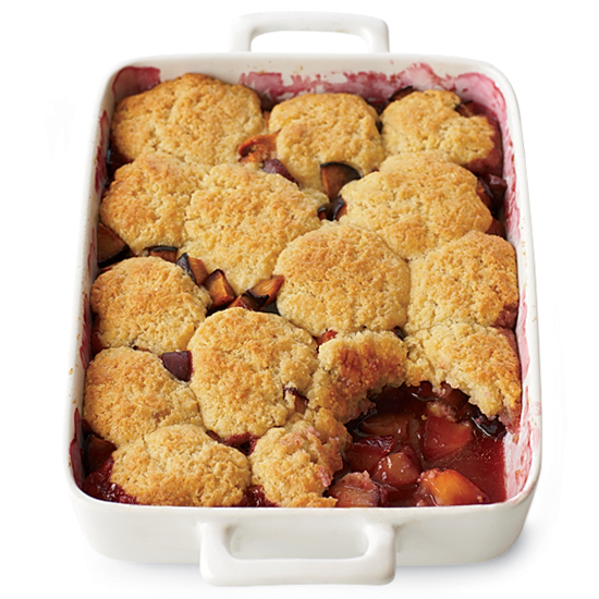 Fruit Cobblers and Crisps