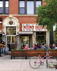 Dog-Friendly Chicago: Lula Café