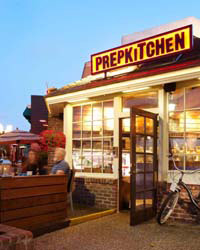 Dog-Friendly San Diego: Prepkitchen
