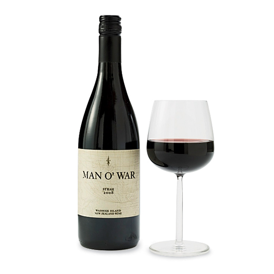 2008 Man O'War Syrah ($22)