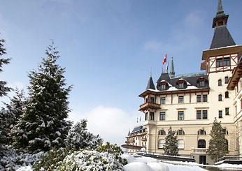 Winter Trips: Dolder Grand Switzerland