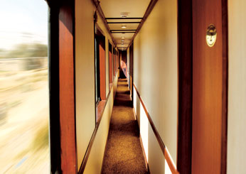 Winter Trips: Maharajas' Express, India
