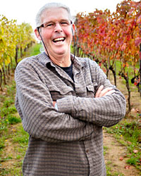 Wine Expert Alan York