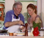 Jacques & Claudine Pépin Make Eggs