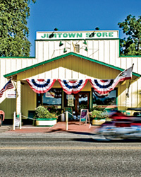 Jimtown Store in Healdsburg