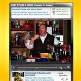 Get the foodandwine.com videos on podcastGO