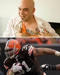 NFL Pigskin: Michael Symon and the Cleveland Browns