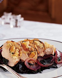 Couscous-Stuffed Chicken Breasts