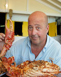 Go List: Andrew Zimmern's Kitchen Adventures