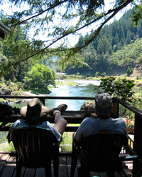 Rogue River Trip, Oregon