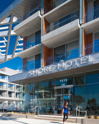 Shore Hotel, Santa Monica, California