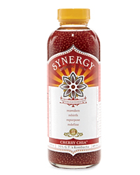 Healthy Eating Tips: Chia Kombucha