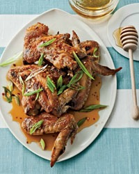 Honey-Chile Wings