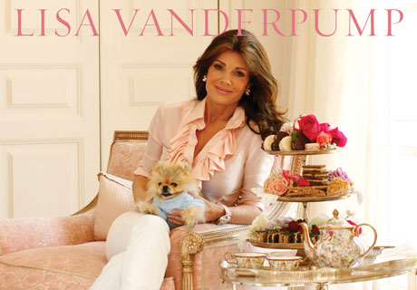 "Lisa Vanderpump from ""The Real Housewives of Beverly Hills"""