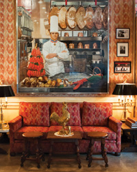 April Bloomfield: at Paul Bocuse
