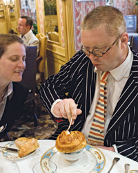 April Bloomfield: with Fergus Henderson