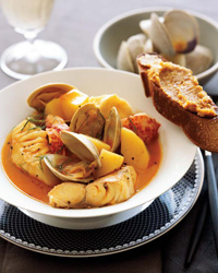 Carla Hall: Bouillabaisse, a Perfect Dish