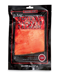 Trader Joe's Party Planning Picks: Smoked Sockeye Salmon