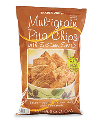 Trader Joe's Party Planning Picks: Pita Chips