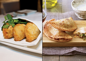 John Besh's New Orleans Recipes: Natchitoches-Style Meat Pie