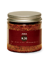 Spices: Lior Lev Sercarz's Ana spice blend.